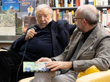 """Pupi Avati presenta il libro """"La Terra del Diavolo"""" e ripercorre la sua carriera tra ricordi e aneddoti"""
