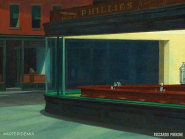 """""""#ARTEPIDEMIA – L'Arte di stare a Casa"""": anche i protagonisti dei quadri più famosi restano a casa"""