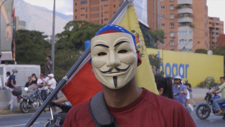 """""""Venezuela, la maledizione del petrolio"""", di Emiliano Sacchetti andrà in onda lunedì 30 marzo sul canale History"""