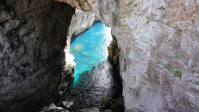 In tour a… Gaeta! Tra montagne, grotte, carceri e tielle!
