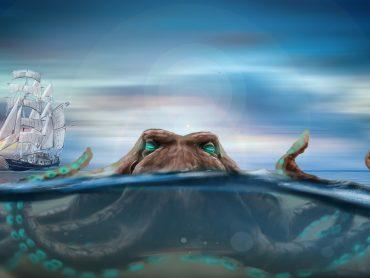 Dai profondi abissi del mare… emerge il Kraken!