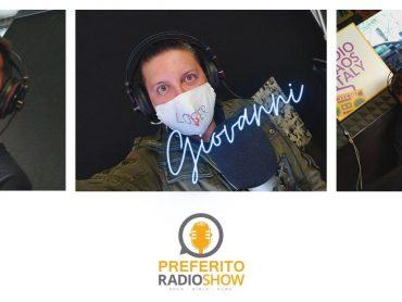 Podcast. Preferito Radio Show 06 Ottobre 2020: ospite il cantautore Antonio Riccardi