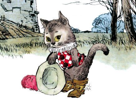 """""""Il gatto con gli stivali"""": decima uscita della collana NPE dedicata al maestro Dino Battaglia"""