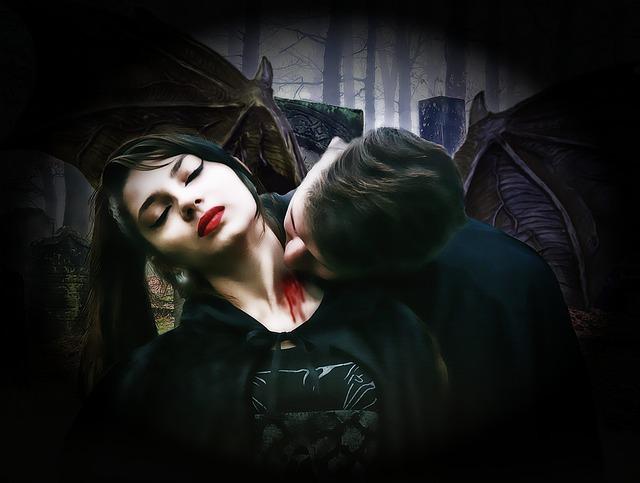 I mille volti dei vampiri, creature non-morte che… non passano mai di moda!